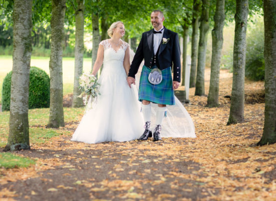 Parken Bryllup