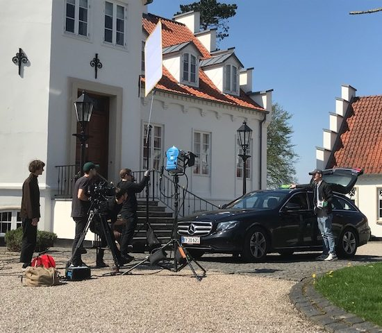 Boltinggaard filmophold